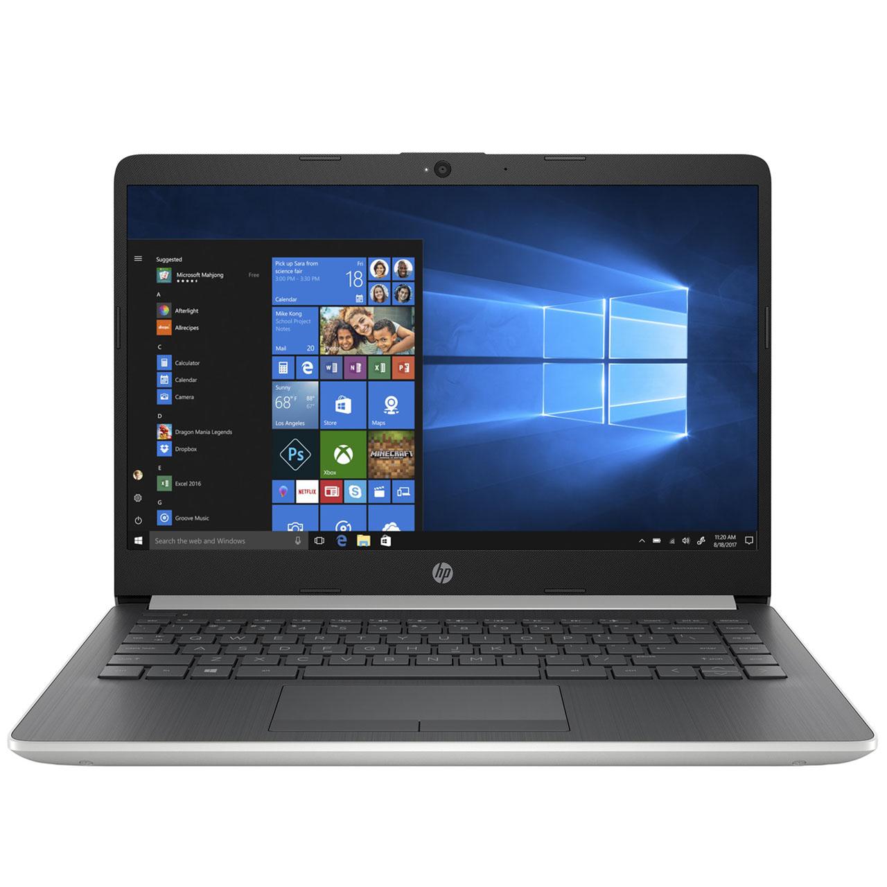 لپ تاپ 15 اینچی اچ پی مدل DA0115nia - PA