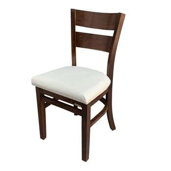 صندلی اسپرسان چوب مدل S4