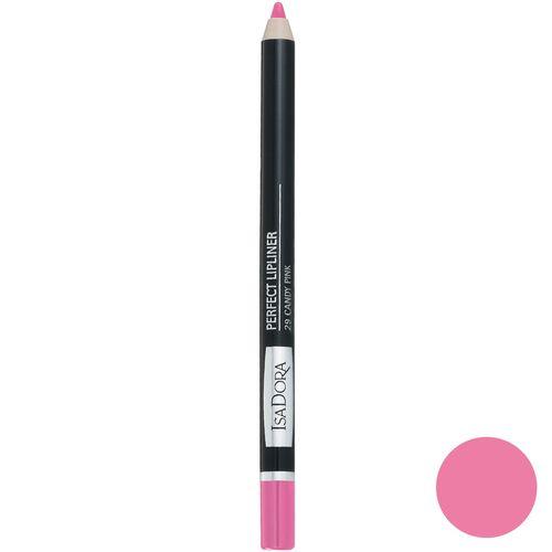 مداد لب ایزادورا سری Perfect مدل 29 Candy Pink