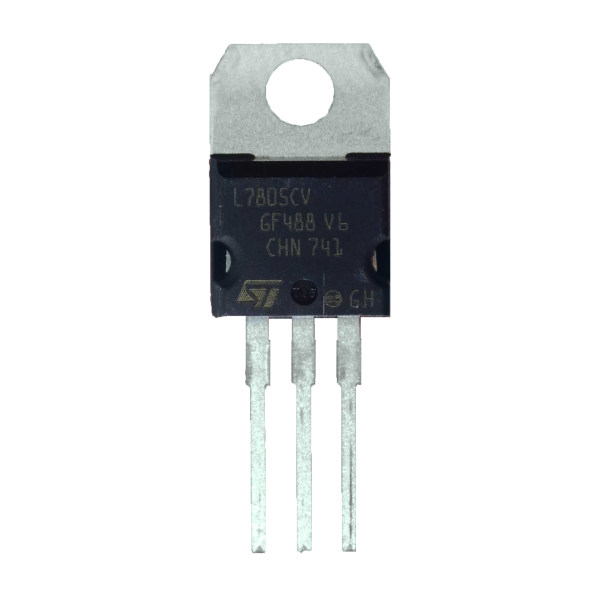 رگولاتور ولتاژ کد 7805 بسته 3 عددی