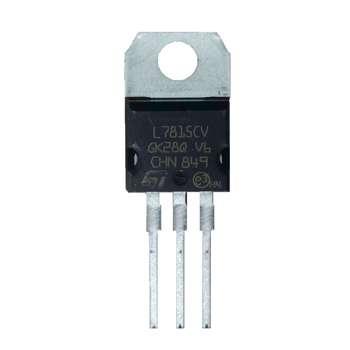 رگولاتور ولتاژ کد 7815 بسته 3 عددی