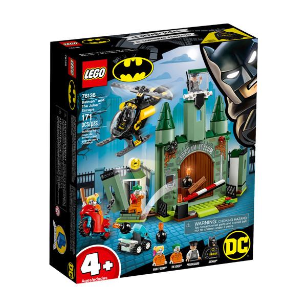 لگو سری DC Super Heroes مدل Batman کد 76138