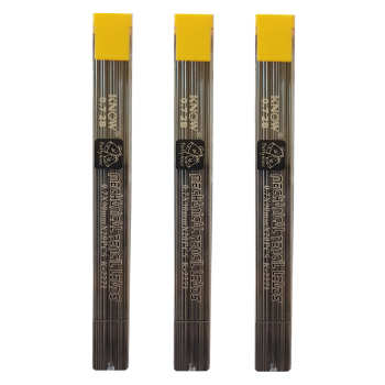 نوک مداد نوکی 0.7 میلی متری نو کد K-2271 بسته 3 عددی