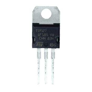 ترانزیستور دارلینگتون PNP مدل TIP127 بسته 2 عددی
