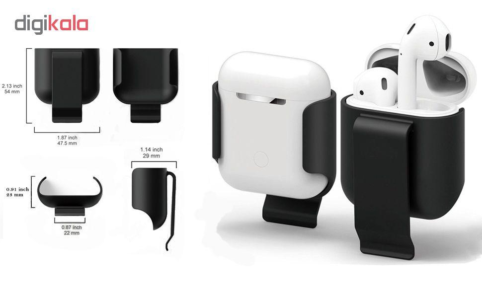 نگهدارنده کیس هدفون مدل Air005 مناسب برای اپل ایرپاد main 1 2