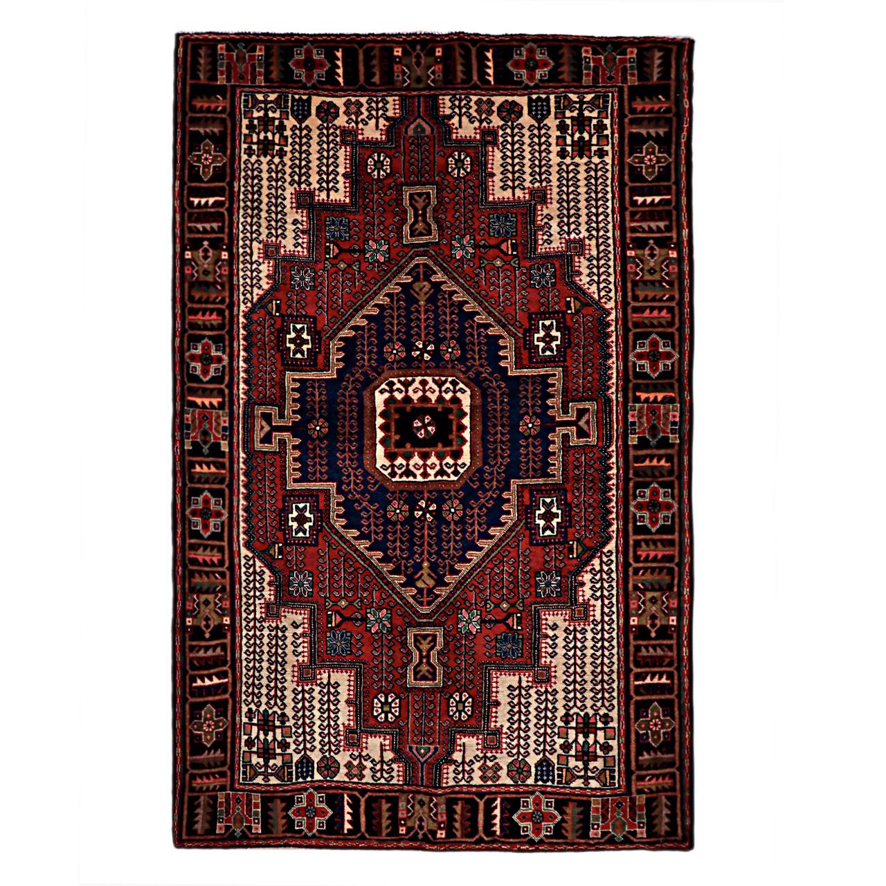 فرش دستباف سه متری گالری نور کد H1857