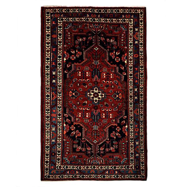 فرش دستباف سه متری گالری نور کد H1858