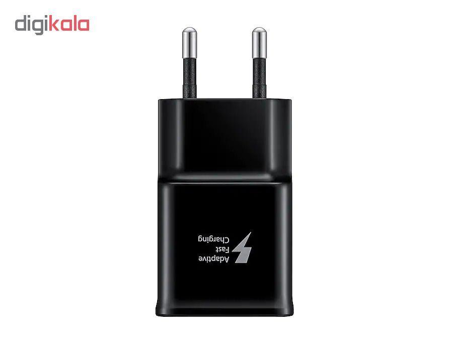 شارژر دیواری مدل EP-TA20EWE به همراه کابل تبدیل USB-C main 1 3
