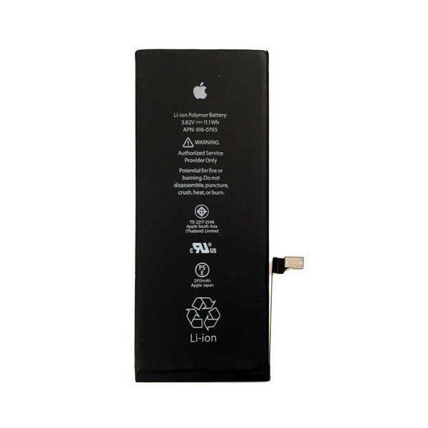 باتری موبایل مدل APN 616-0765 ظرفیت 2915 میلی آمپر ساعت مناسب برای گوشی موبایل اپل iPhone 6 Plus
