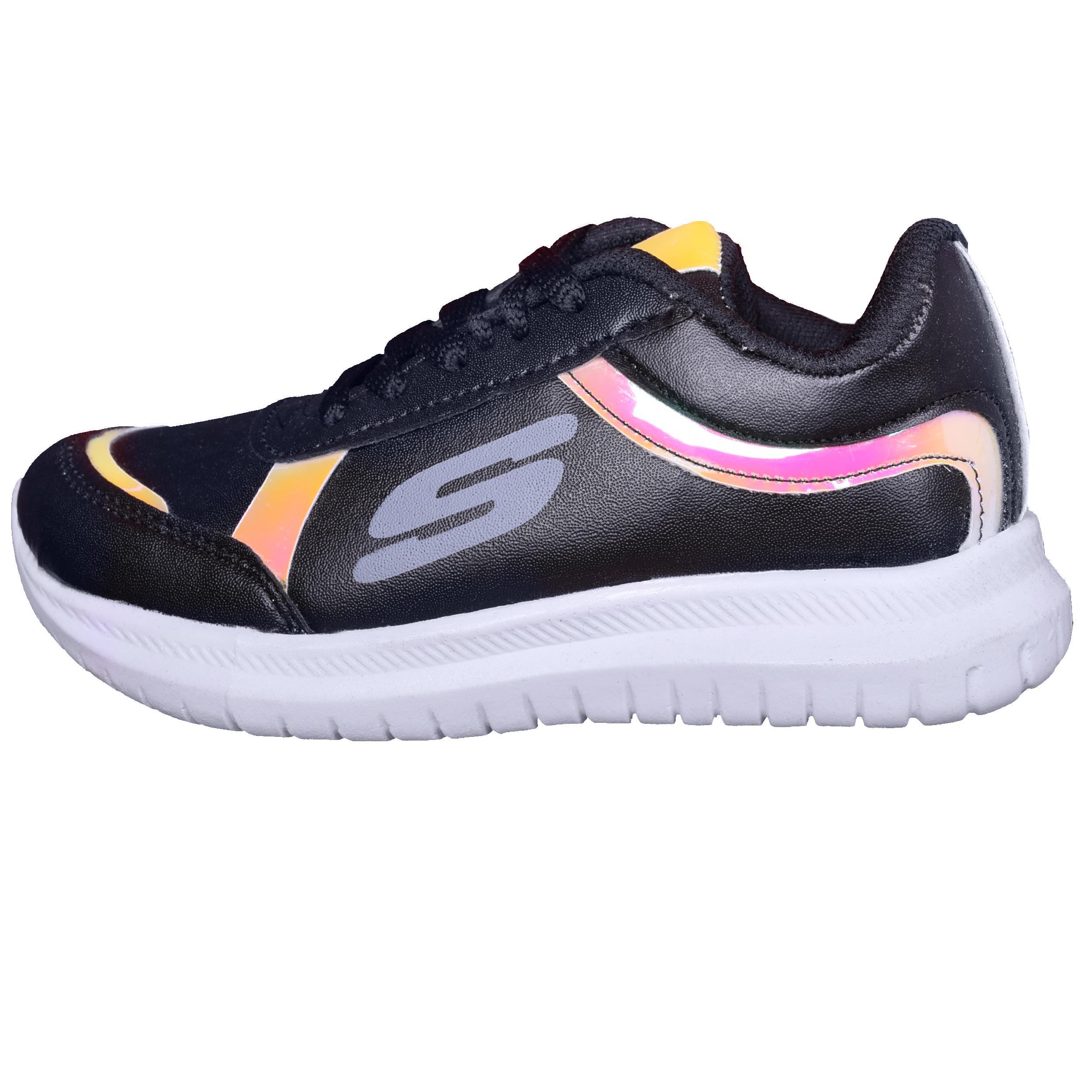کفش مخصوص پیاده روی دخترانه کد BK-3342
