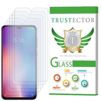 محافظ صفحه نمایش تراستکتور مدل GLS مناسب برای گوشی موبایل شیائومی Mi 9 SE بسته 5 عددی