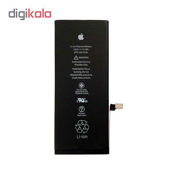 باتری موبایل مدل APN 616-0765 ظرفیت 2915 میلی آمپر ساعت مناسب برای گوشی موبایل اپل iPhone 6 Plus main 1 1