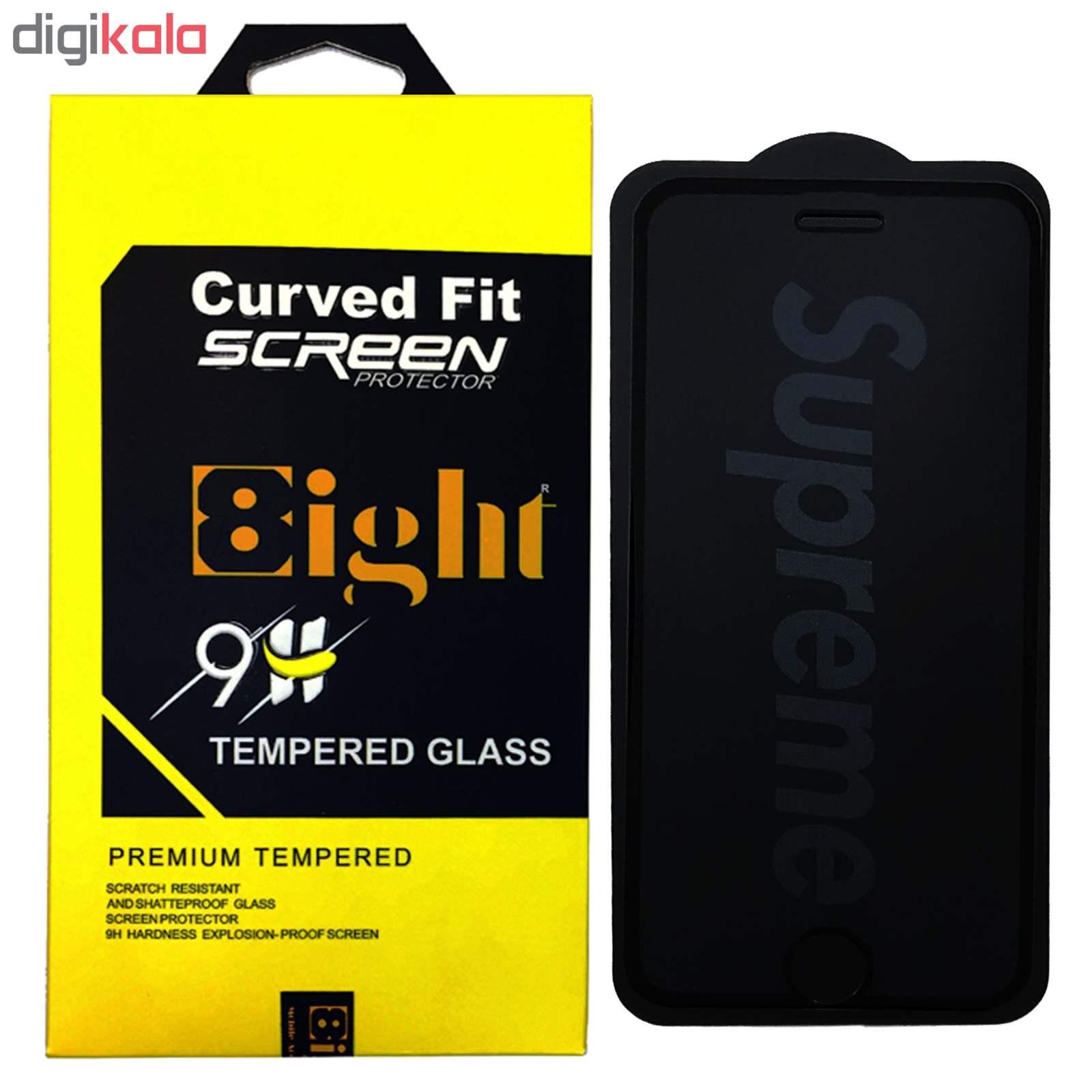 محافظ صفحه نمایش ایت طرح سوپریم کد 01 مناسب برای گوشی موبایل اپل IPhone 8 Plus/7 Plus main 1 1