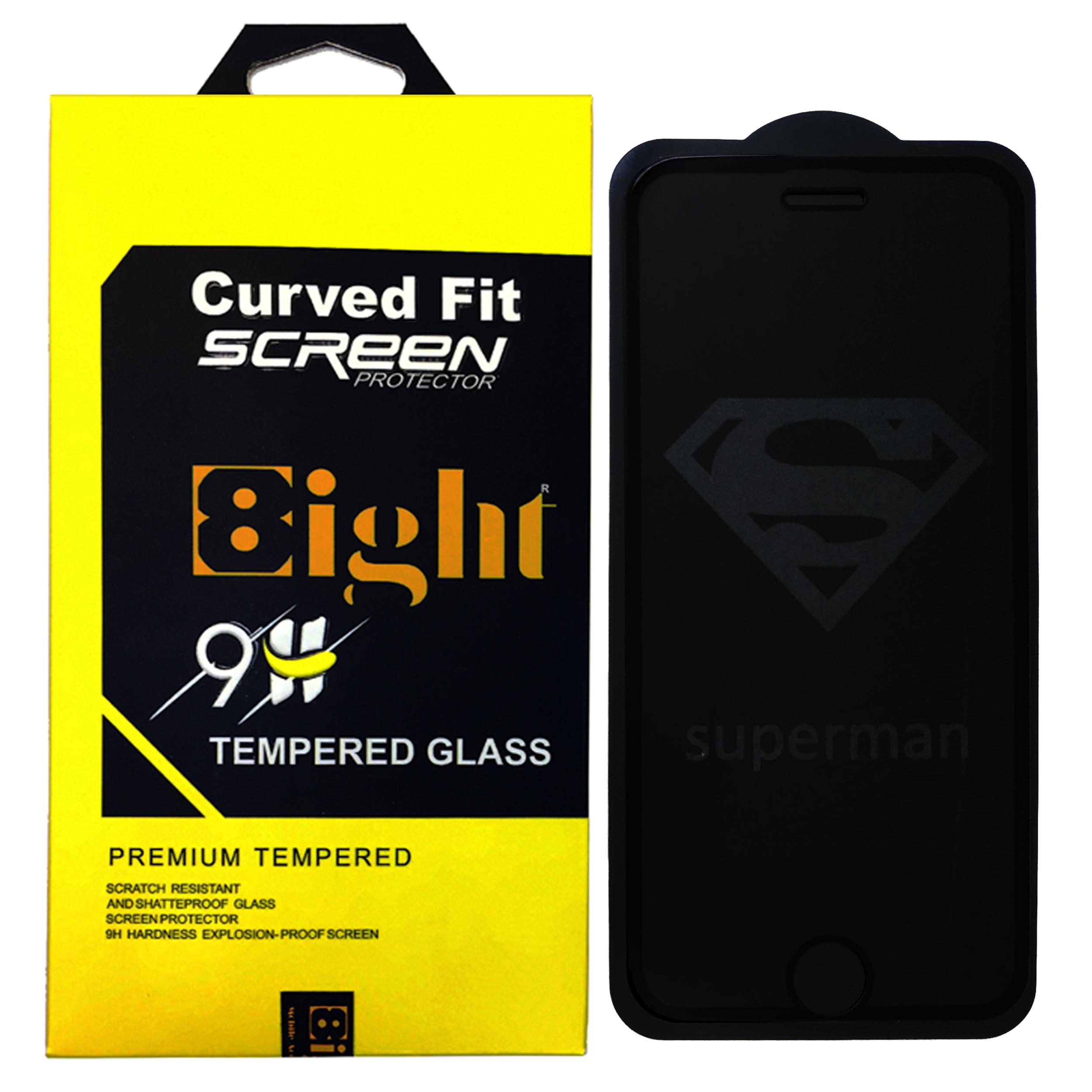 محافظ صفحه نمایش ایت طرح سوپرمن کد 01 مناسب برای گوشی موبایل اپل IPhone 8 Plus/7 Plus