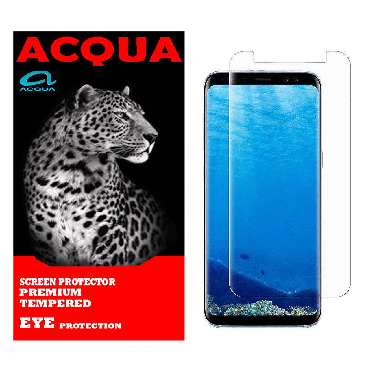 محافظ صفحه نمایش آکوا مناسب برای گوشی موبایل سامسونگ Galaxy A8 2018