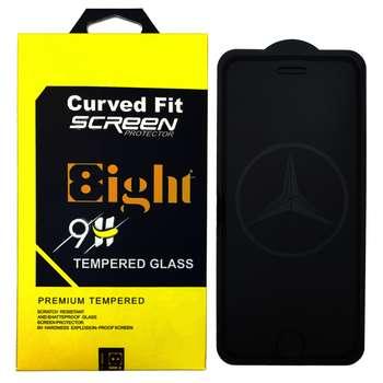 محافظ صفحه نمایش ایت طرح بنز کد 01 مناسب برای گوشی موبایل اپل IPhone 8 Plus/7 Plus