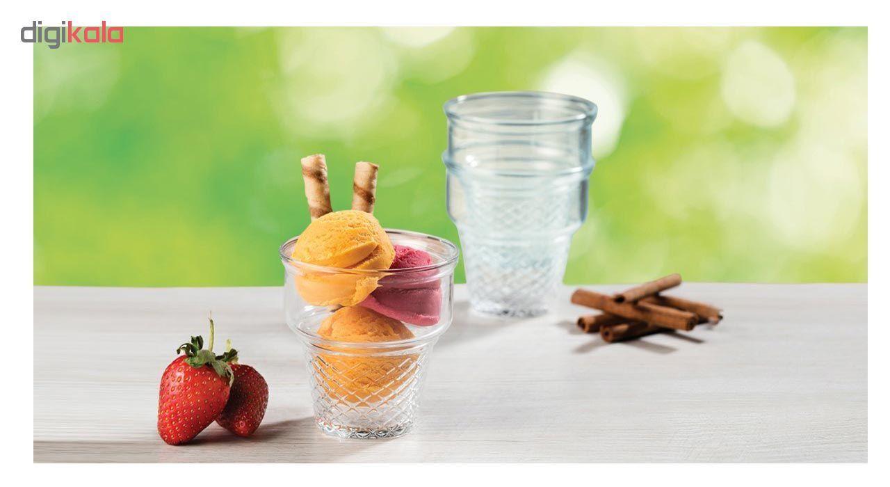 بستنی خوری پاشاباغچه مدل Furel بسته 6 عددی main 1 3