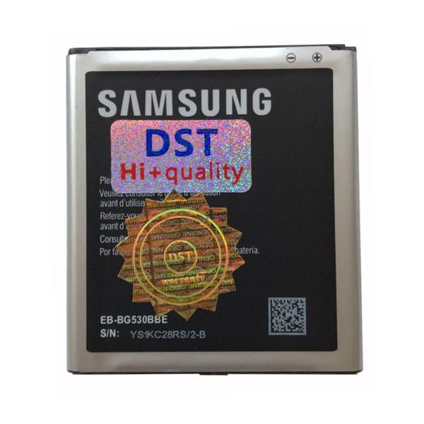 باتری موبایل مدل EB-BG530BBE ظرفیت 2600 میلی آمپر ساعت مناسب برای گوشی موبایل سامسونگ Grand Prime plus G532