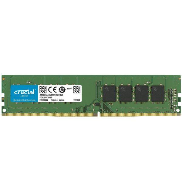 رم دسکتاپ DDR4 تک کاناله 2666 مگاهرتز کروشیال مدل CL17 ظرفیت 16 گیگابایت