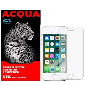 محافظ صفحه نمایش آکوا مناسب برای گوشی موبایل اپل IPHONE 5/5S/SE