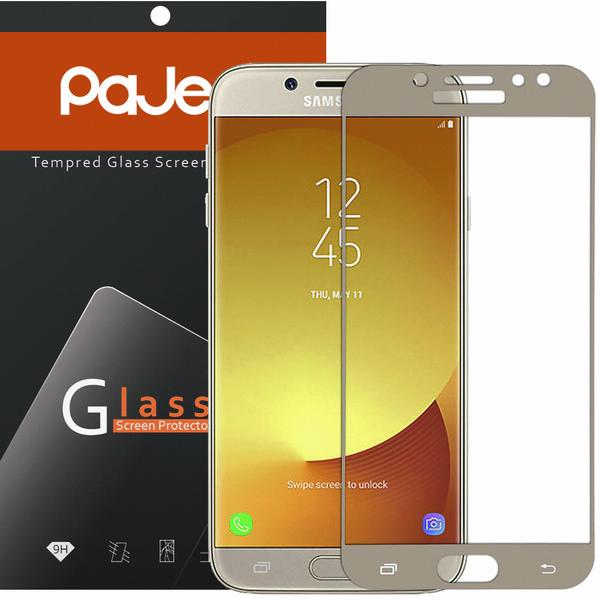 محافظ صفحه نمایش پاجی مدل P-SJ7P مناسب برای گوشی موبایل سامسونگ Galaxy J7 Pro