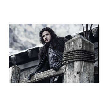 تابلو شاسی طرح Jon Snow مدل As968