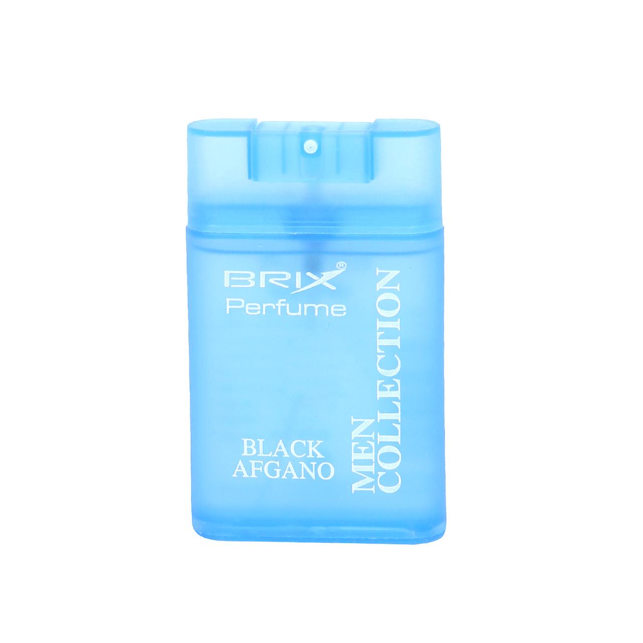 پرفیوم مردانه بریکس مدل BLACK AFGANO حجم 45 میلی لیتر