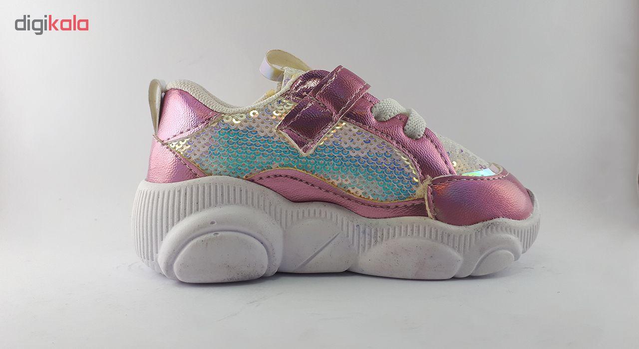 کفش راحتی دخترانه کد 1002