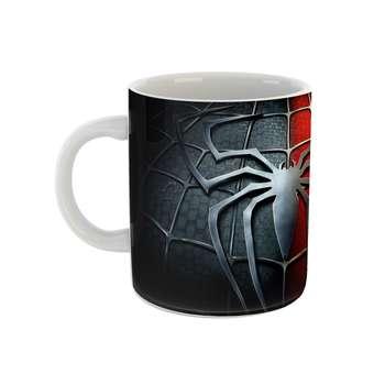 ماگ طرح spiderman کد 01
