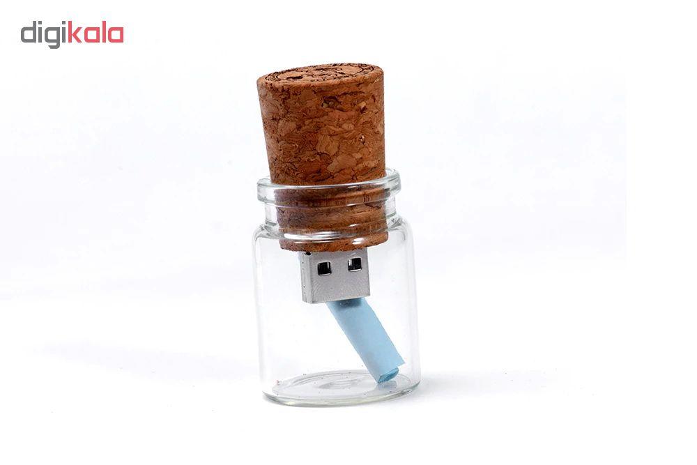 فلش مموری طرح بطری مدل UG-006 ظرفیت 64 گیگابایت