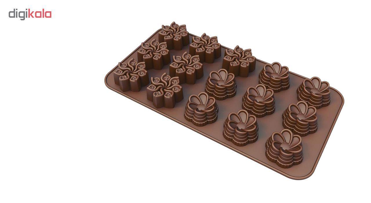 قالب شکلات طرح گل main 1 1