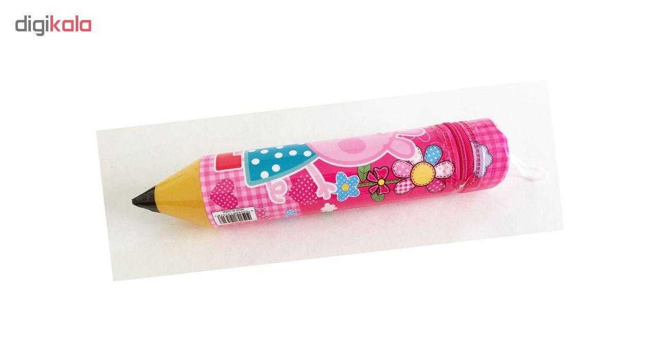 جامدادی طرح مداد کد 1