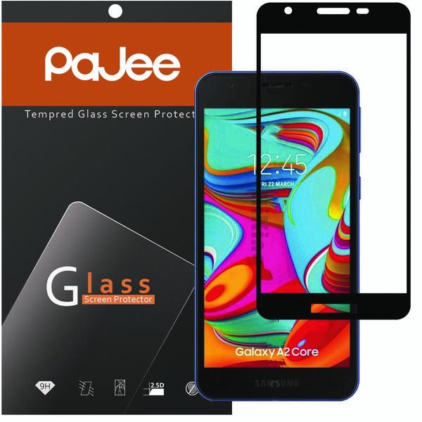 محافظ صفحه نمایش پاجی مدل P-SA2C مناسب برای گوشی موبایل سامسونگ Galaxy A2 Core