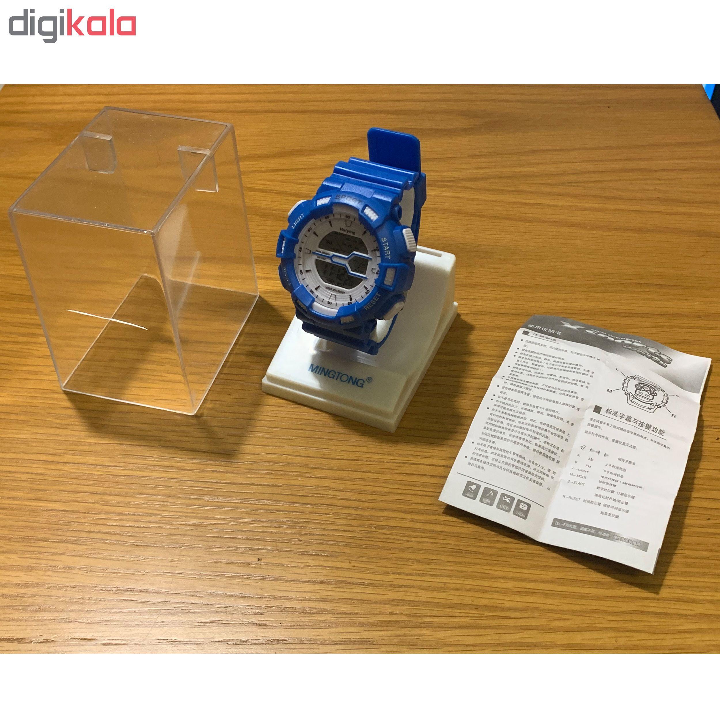 ساعت مچی دیجیتال مردانه کد B7             قیمت