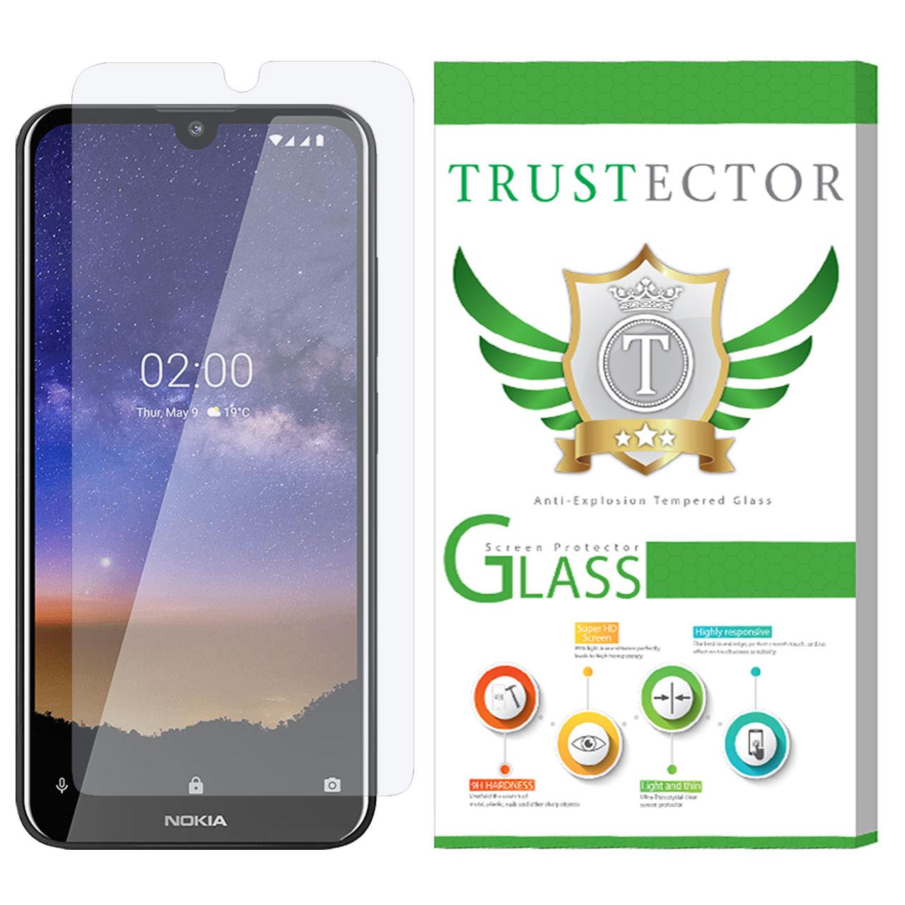 محافظ صفحه نمایش تراستکتور مدل GLS مناسب برای گوشی موبایل نوکیا 2.2