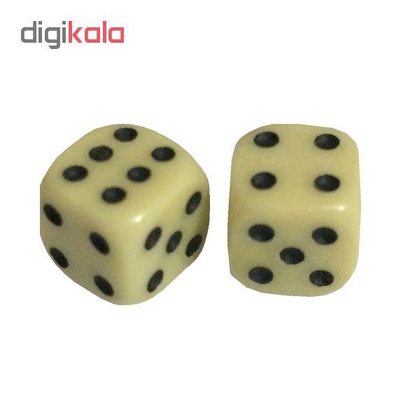تاس بازی کد T-2 بسته 2 عددی
