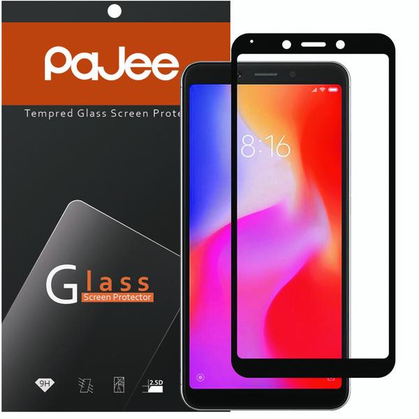 محافظ صفحه نمایش پاجی مدل P-XR6 مناسب برای گوشی موبایل شیائومی Redmi 6