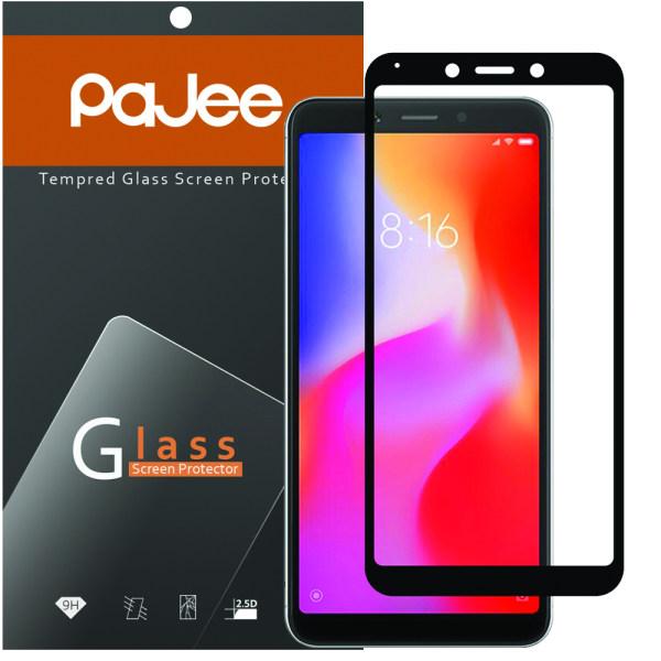 محافظ صفحه نمایش پاجی مدل P-XR6A مناسب برای گوشی موبایل شیائومی Redmi 6A