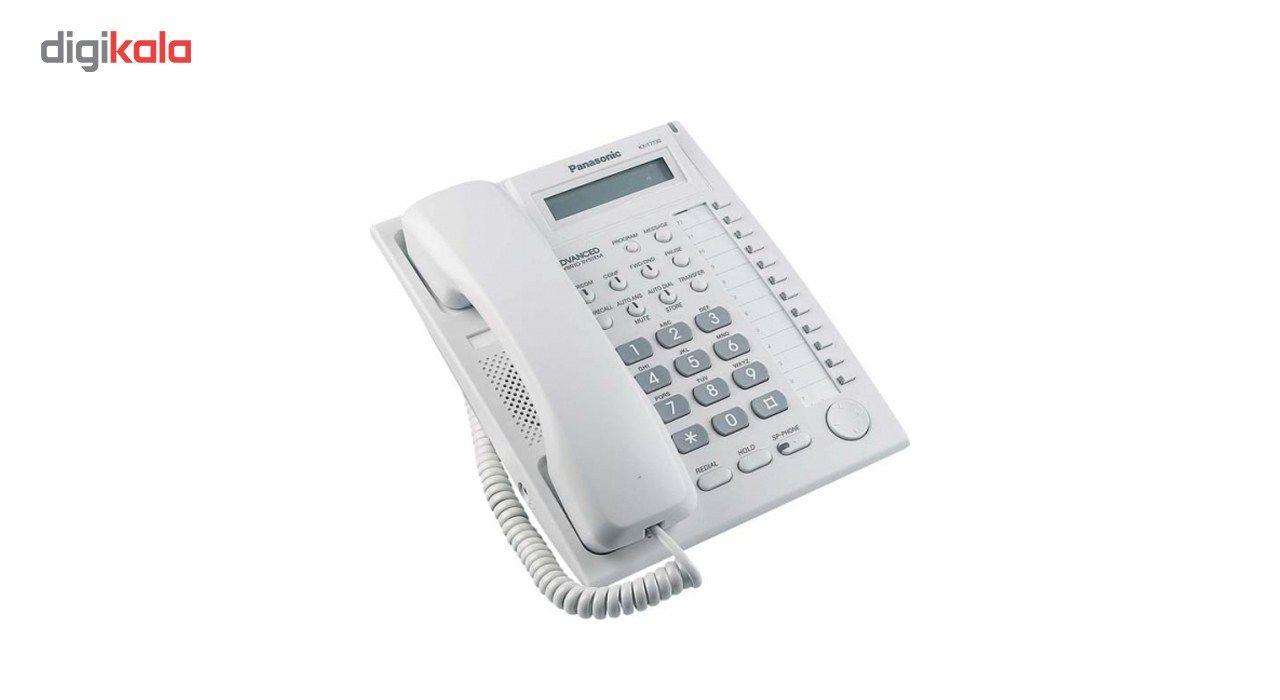 تلفن سانترال پاناسونیک مدل KX-T7730X main 1 2