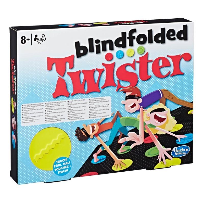 بازی فکری هاسبرو مدل BLINDFOLDED TWISTER E1888