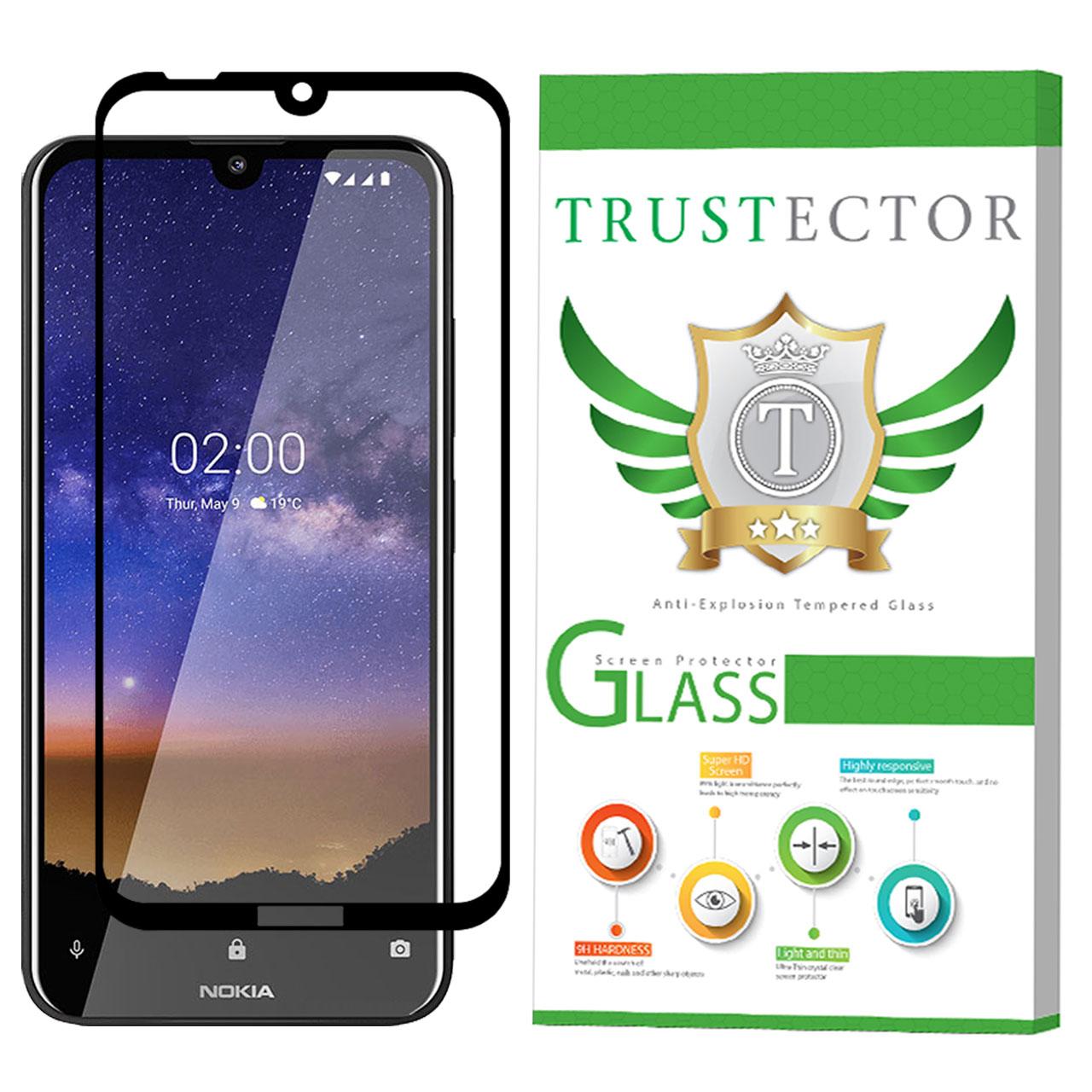 محافظ صفحه نمایش تراستکتور مدل GSS مناسب برای گوشی موبایل نوکیا 2.2              ( قیمت و خرید)