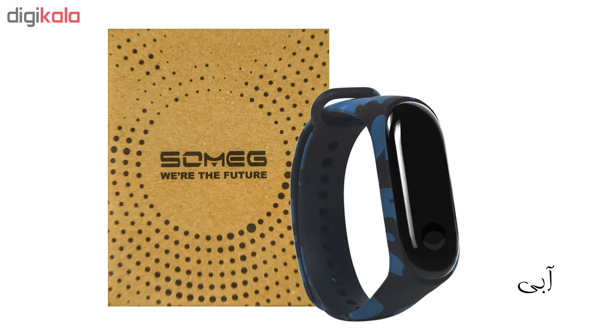 مچ بند هوشمند سومگ مدل SMG-M3