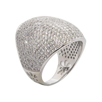 انگشتر نقره زنانه شهر جواهر کد SJ-STR001 و ۵۵ مدل انگشتر پرفروش