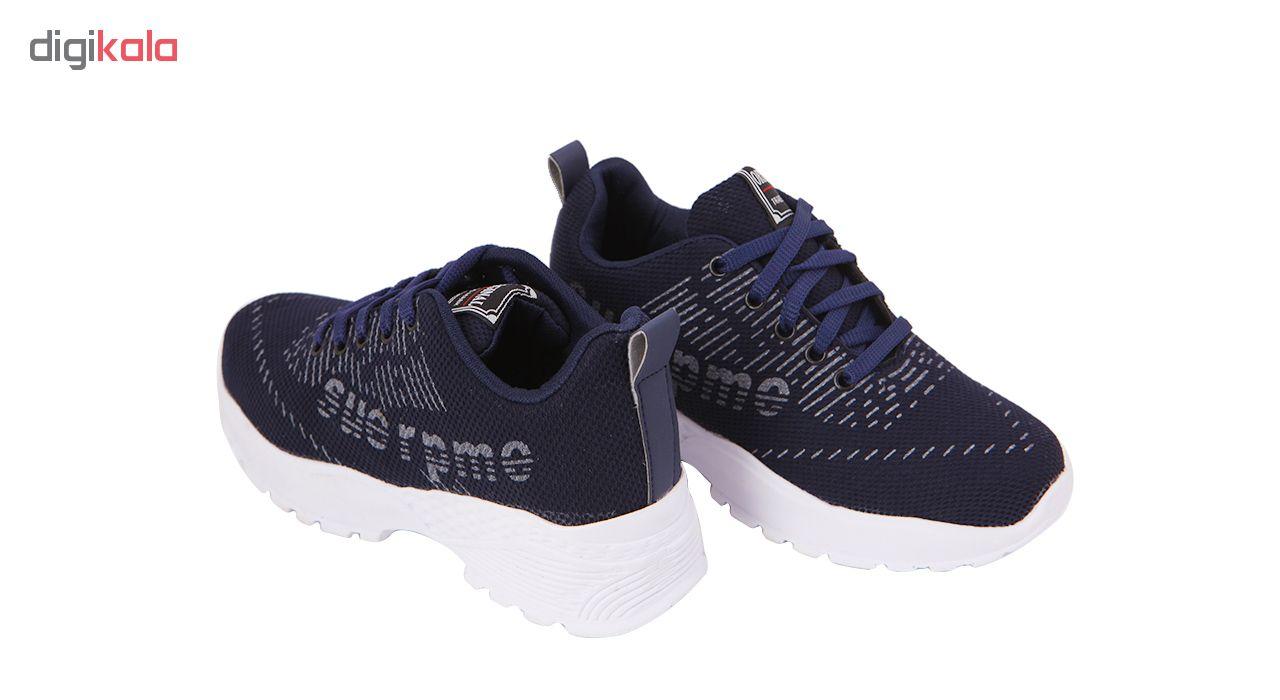 کفش مخصوص پیاده روی دخترانه کد f1005