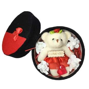 ست هدیه عروسک مدل sweet love