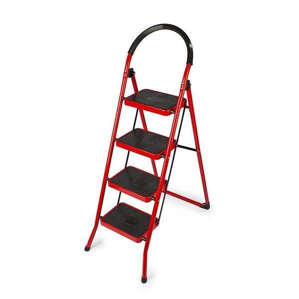 نردبان 4 پله رویال کد 004
