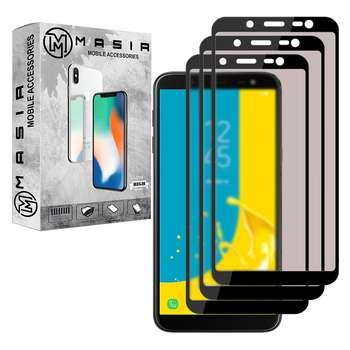 محافظ صفحه نمایش مات مسیر مدل MGFMT-3 مناسب برای گوشی موبایل سامسونگ Galaxy J6 Plus 2018 بسته 3 عددی