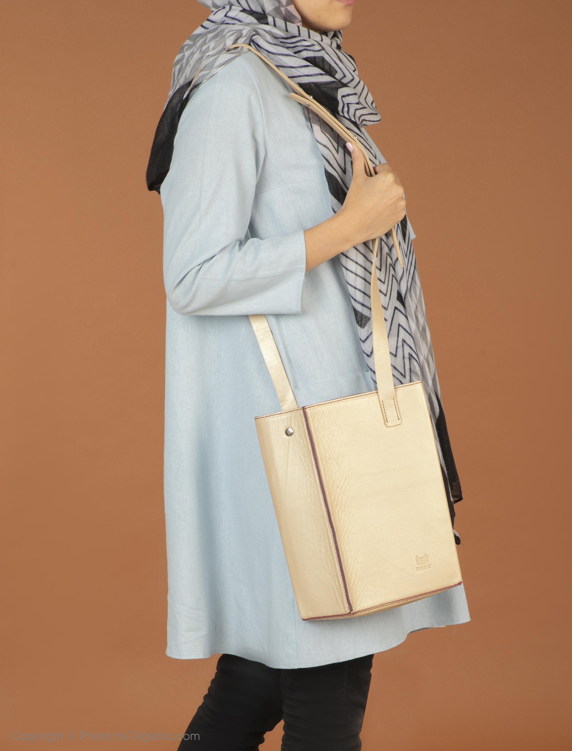 کیف رودوشی زنانه دیو مدل 1573112-04 -  - 2