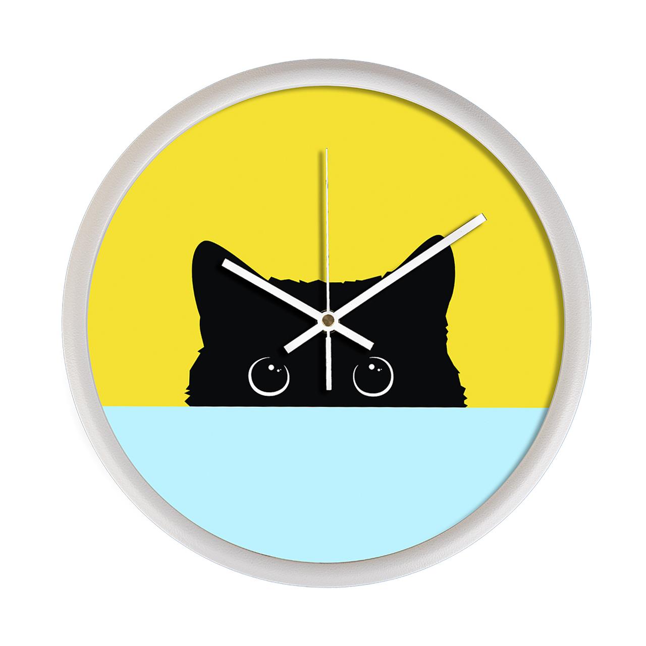 ساعت دیواری مینی مال لاکچری مدل 35Dio3_0304