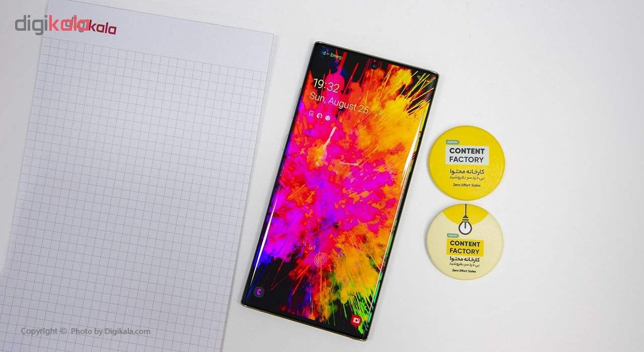 گوشی موبایل سامسونگ مدل Galaxy Note 10 Plus N975F/DS دو سیمکارت ظرفیت 256 گیگابایت main 1 26